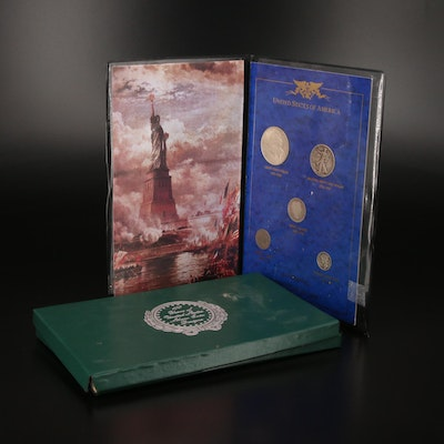 Two U.S. Silver Coin Sets