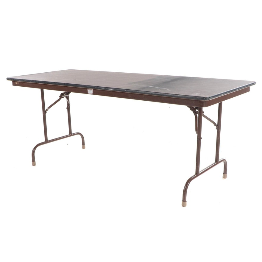 Fort Smith Laminate Top Folding Table