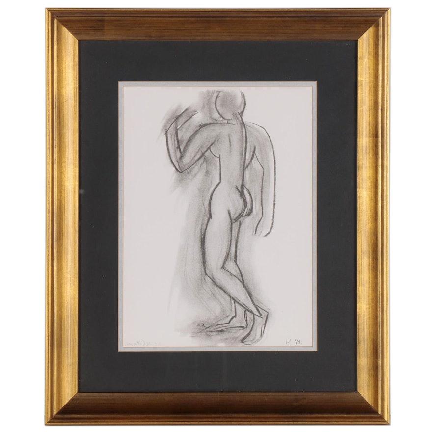 """Halftone Print after Henri Matisse for """"Derrière le Miroir,"""" 1952"""