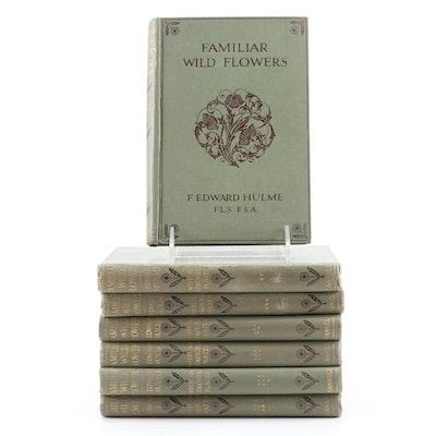 "Partial Set ""Familiar Wild Flowers"" by F. Edward Hulme, 1910–1912"