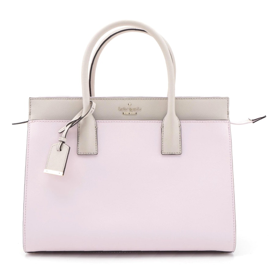 Kate Spade New York Cameron Street Candace Satchel in Saffiano Leather