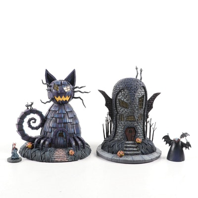 "Hawthorne Village ""The Nightmare Before Christmas"" Resin Sculptures"