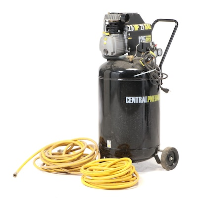 Central Pneumatic 21-Gallon Air Compressor