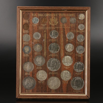 "United States ""20th Century Type Coins"" Set"