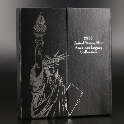 2005 United States Mint American Legacy Collection Set