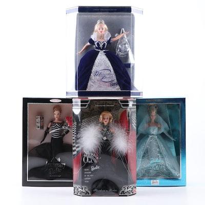 "Mattel ""Millennium Princess"", ""Steppin' Out"" and Other Barbie Dolls"