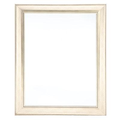 Beveled Gold Toned Framed Mirror