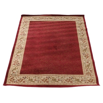 "7'10 x 10'1 Machine Made Turkish Tayse ""Sensation"" Area Rug"