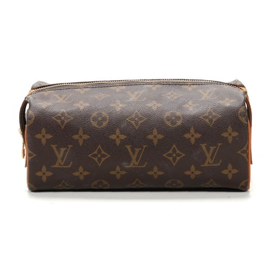 Louis Vuitton Toiletry Bag in Monogram Canvas