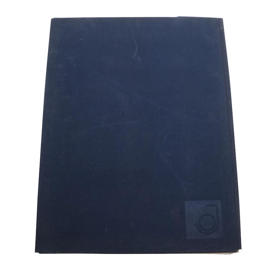 "Oren S. Johnson Folio ""Big Sky: Serigraphs and Verse,"" 1975"