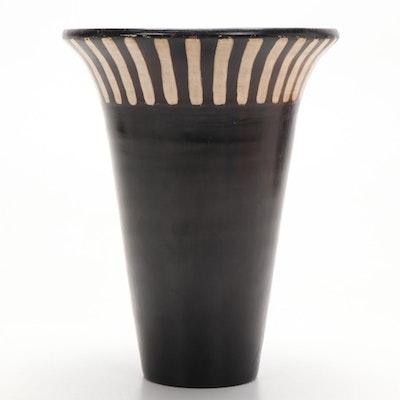 Jose Sosa Artisan Pottery Vase