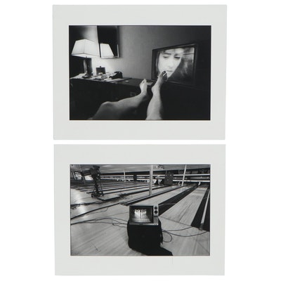 William D. Wade Digital Photographs, Late 20th Century