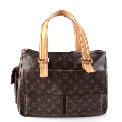 Louis Vuitton Multipli Cite Bag in Monogram Canvas