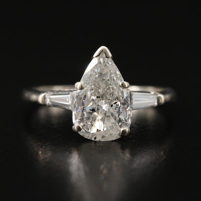 14K 1.82 CTW Diamond Ring