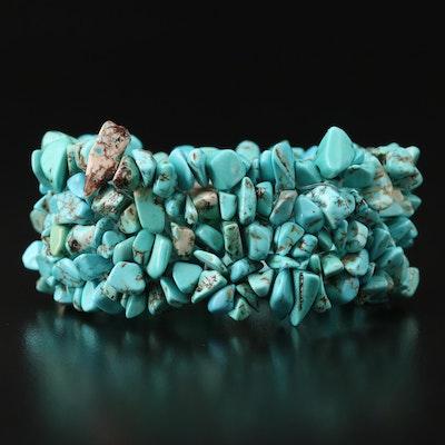 Magnesite Expandable Bracelet