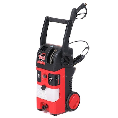 Clean Force 1800PSI Power Washer