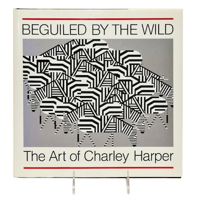 "Signed First Printing ""Beguiled by the Wild: The Art of Charley Harper,"" 1994"