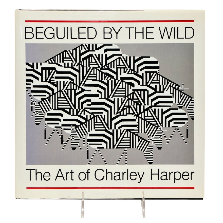 """Signed First Printing """"Beguiled by the Wild: The Art of Charley Harper,"""" 1994"""