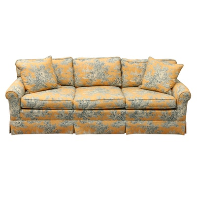 Lee Industries Upholstered Sofa, Late 20th Century