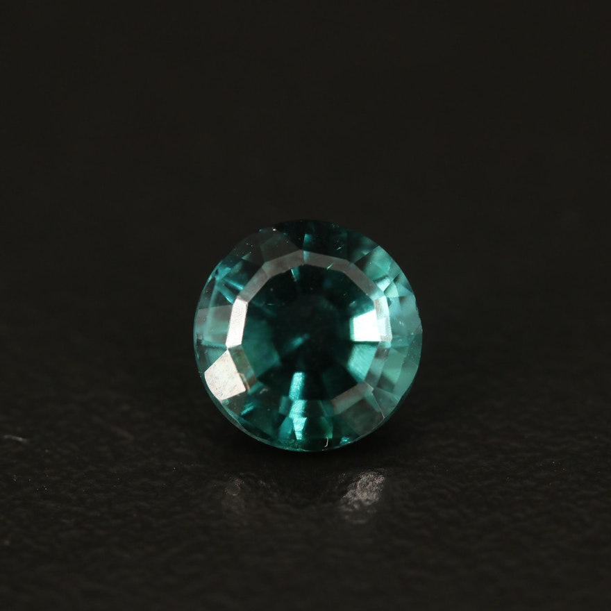 Loose 2.09 CT Round Faceted Tourmaline