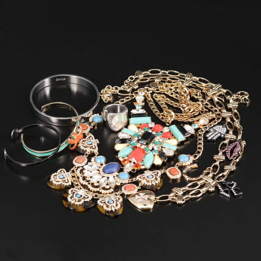 Joan Rivers, Uno de 50 , Vera Bradley and Other Collectible Jewelry