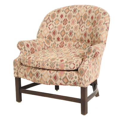 Bristol Adams & Son Upholstered Club Chair