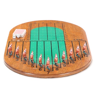 Horse Racing Tabletop Game Set