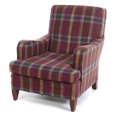 Ralph Lauren Wool Upholstered Armchair, 21st Century