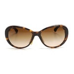 Chanel 5241-A CC Tweed Sunglasses