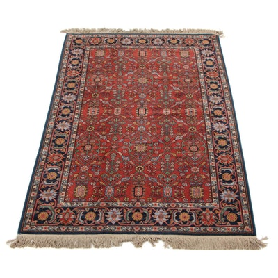 "5'9 x 9'11 Machine Made Karastan ""Serapi"" Area Rug, 2010s"