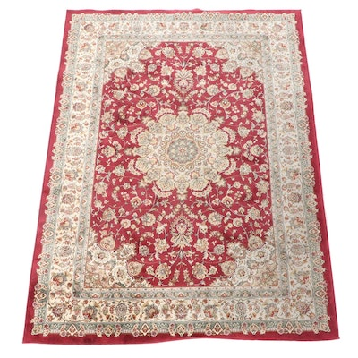 5'1 x 7'8 Machine Made Marcella Belgian Area Rug