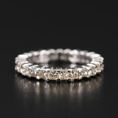 10K 1.62 CTW Diamond Eternity Band