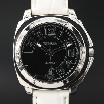 Terner Quartz Wristwatch