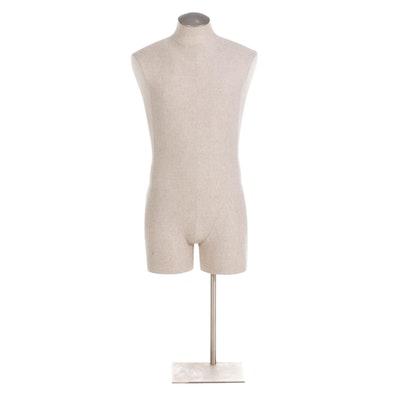 Male Torso Form Mannequin