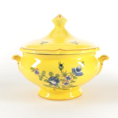 Este Ceramiche for Tiffany & Co. Hand-Painted Tureen