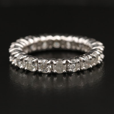14K 3.39 CTW Diamond Eternity Band
