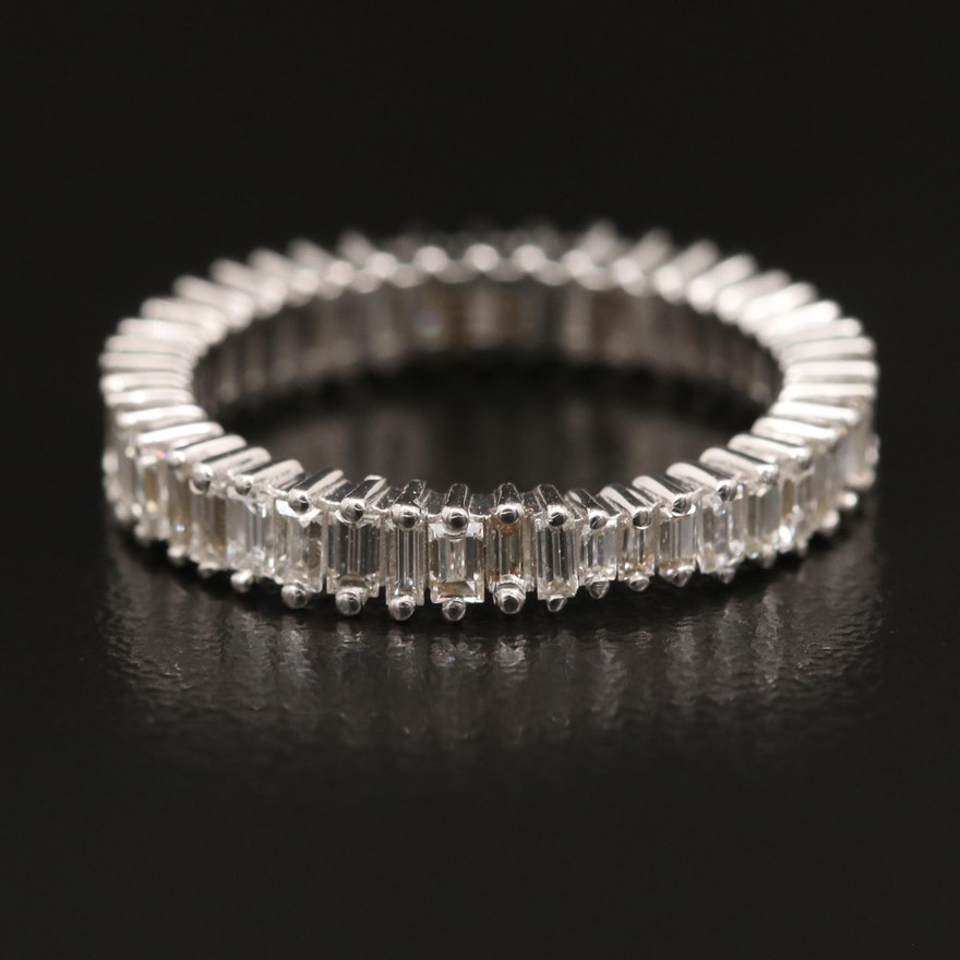 18K 2.10 CTW Diamond Band