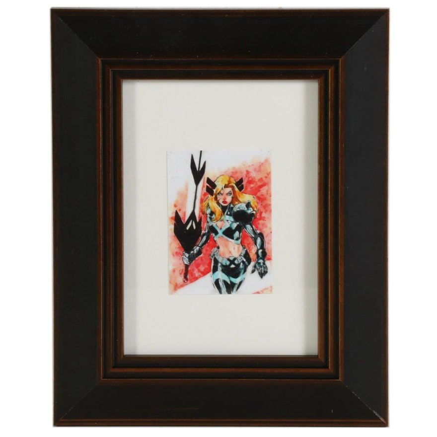 "William Rivera Giclée ""Magik,"" 2021"