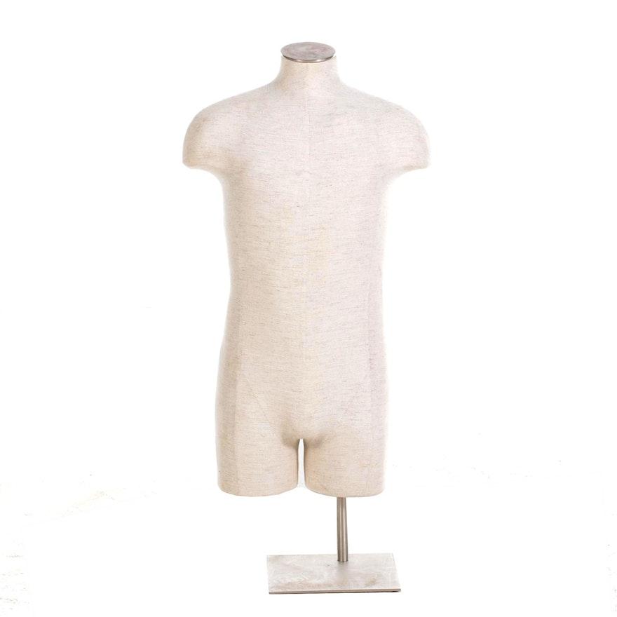 APOGee Male Torso Form Mannequin