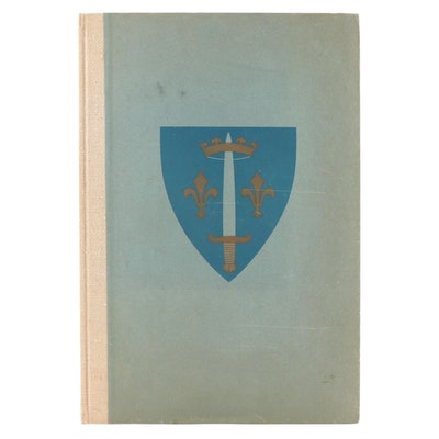 """Joan the Maid of Orleans"" Folio Translated by Pauline B. Sowers, 1938"