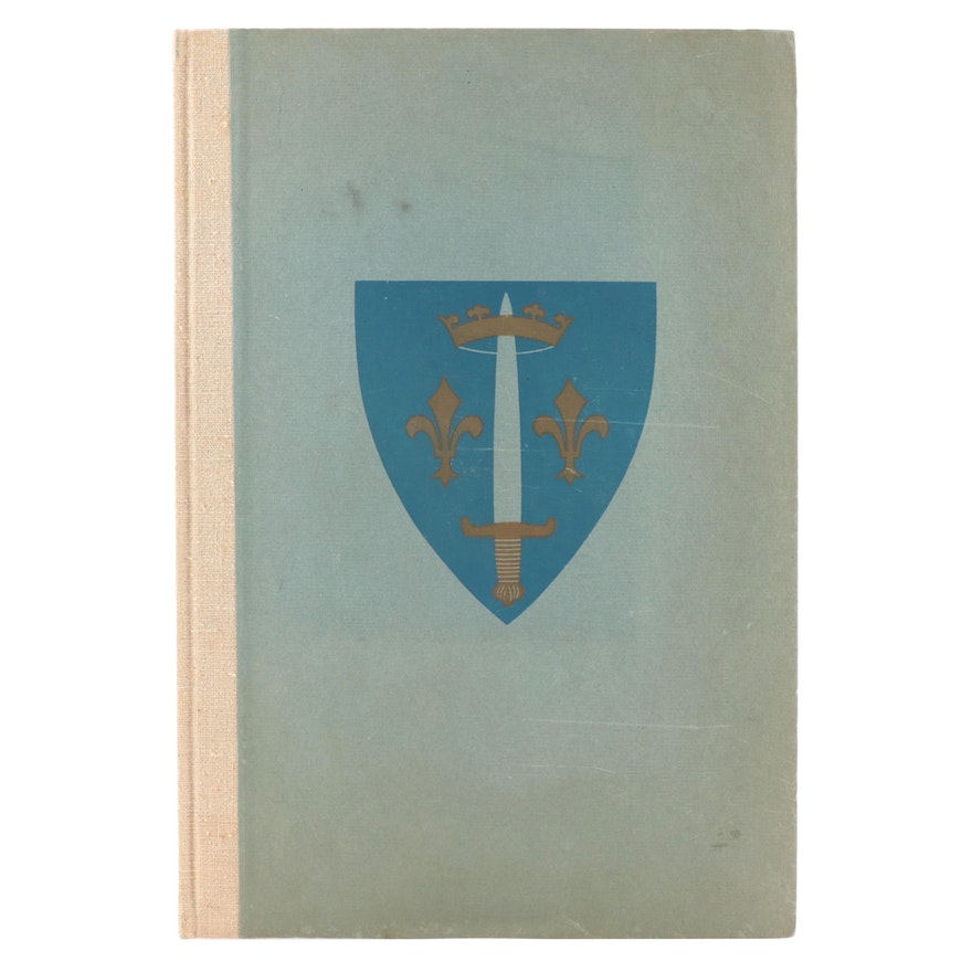 """""""Joan the Maid of Orleans"""" Folio Translated by Pauline B. Sowers, 1938"""