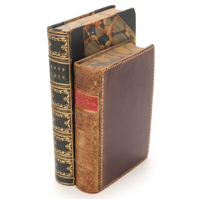 "First Edition ""Poor Jack"" by Captain Frederick Marryat and More"
