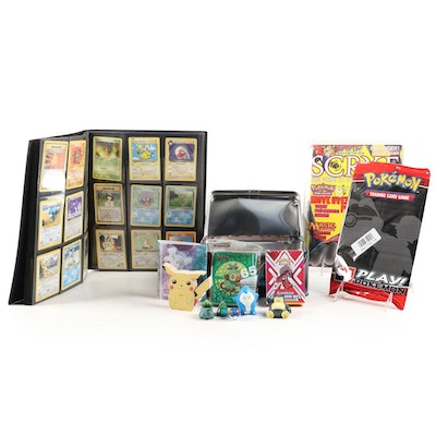 Pokémon Trading Cards and Memorabilia