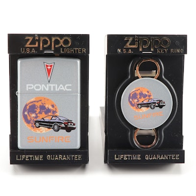 Zippo Spec Samples for Pontiac Sunfire