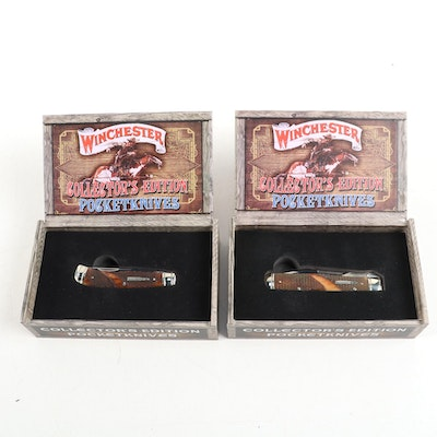 Winchester Collector's Edition Folding Pocket Knives