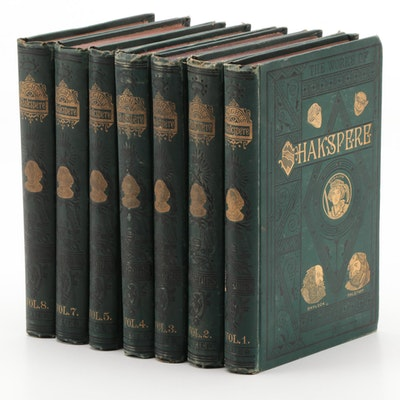 "Charles Knight's ""The Works of Shakspere,"" Pictorial Edition"