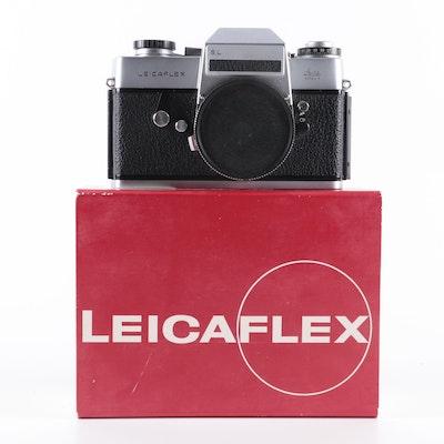 Leicaflex SL Camera with Original Packaging