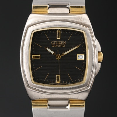 Citizen Two-Tone Quartz Wristwatch