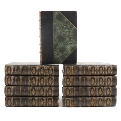 """The Complete Writings of Alfred de Musset"" Limited Edition Set, 1905"