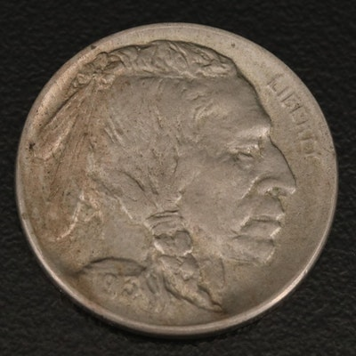 Better Date 1915-D Buffalo Nickel